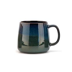 La bellezza di lusso chiara ha lustrato la decorazione domestica stabilita della tazza di caffè della tazza del latte delle tazze di tè del regalo di ceramica della tazza