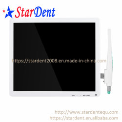 De getelegrafeerde LCD van 17 Duim Intraoral TandCamera van de Monitor