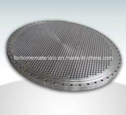 Edelstahl-Gefäß-Blatt für Wärmetauscher
