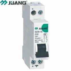 IEC60898-1, IEC61009-1을 사용하는 Dz30 Dz30le 시리즈 미니 회로 차단기 MCB