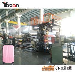 Macchina per la creazione di fogli di bagaglio a tre strati in PC Trolley ABS