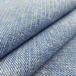 La ropa de cama de sarga de algodón de Tinte hilo Spandex tejido Hometextile pantalones y prendas de vestir