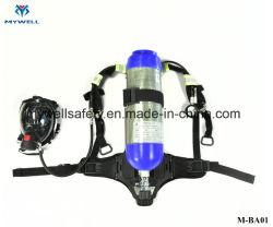 소방수를 위한 M-Ba01 자체완비호흡기구