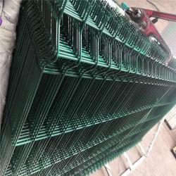 Galvanized/PVC를 판매하는 제조자는 용접한 철망사 /6X6를 10/10의 강화 용접한 철사 입혔다