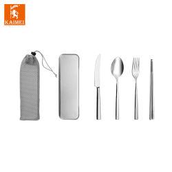 [هوت-سلّينغ] بيئيّ [ستينلسّ ستيل] عشاء مجموعة لأنّ فندق/مطعم/منزل/هبة مع [جفتبوإكس] تعليب