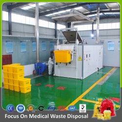 De medische Verwijdering van het Afval met Desinfectie mdu-10 van de Microgolf