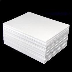 Hoja de papel de la Junta de marfil / tarjeta blanca hoja de papel