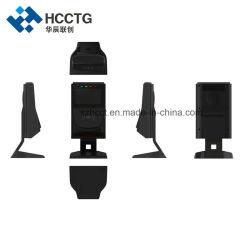 Linux 4G+WiFi Bluetooth+electrónica automática de dispositivos de pago de tarjeta inteligente (HT80-A2).