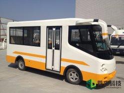 Многоцелевой индивидуальные электрический мини-автобус с маркировкой CE сертификации 14 мест