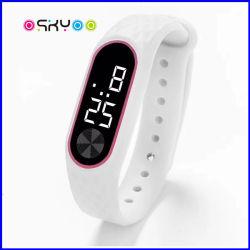 Nouvelle arrivée Sports numérique DEL montre électronique