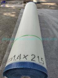 Papiermühle-Polyester-Nylon, das Gewebe-äußeren Schicht-Draht der Zylinder-Form bildet