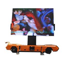 يعلن مقطورة [لد] شاشة شاحنة مقطورة متحرّك لأنّ حارّ فيلم لعبة طريق عرض فيديو