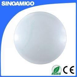 Для использования внутри помещений высокой эффективности Tc Круглые светодиодные потолочные/Устричный/лампа с живых