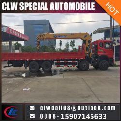 8*4 de op zwaar werk berekende Telescopische Vrachtwagen Opgezette Kraan van de Vrachtwagen van China van de Kraan met Goede Kwaliteit