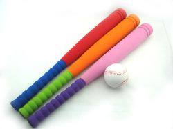 لعب الأطفال الشهير لعبة البيسبول المطاط ناعمة الألوان رغوة NBR