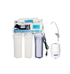 Omkeerosmosewatersysteem Ro-Water 5-Traps Met Computer