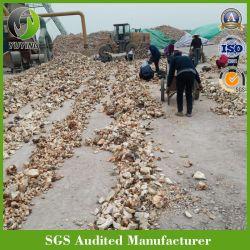 Le minerai de bauxite calcinée bauxite métallurgique pour l'industrie du ciment