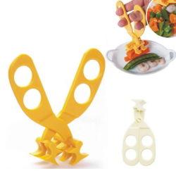 Лучшая цена на заводе кухонные приспособления детей ножницы детское питание среза ножницы