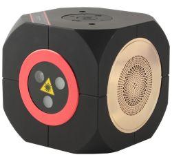 Мини-Bluetooth лазерных проекторов лампа для караоке для использования внутри помещений для использования вне помещений в походах и Группа