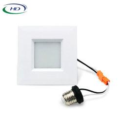 4-дюймовый 8W/10W квадратных лампа