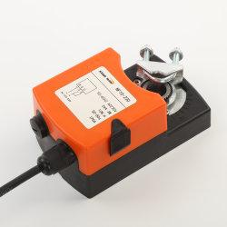 24 В переменного тока или постоянного тока регулирования расхода воздуха 4n. М привод заслонки впуска воздуха для систем отопления