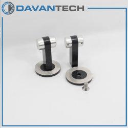 Parentesi di alluminio del corrimano di rivestimento resistente