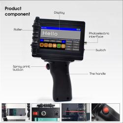 Imprimante portable ordinateur de poche de l'imprimante jet d'encre Encre imprimante jet à main