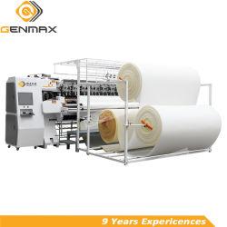Matras die Geautomatiseerde het Watteren van de Dekking van de Steek van de Ketting Multifunctionele Machine naaien