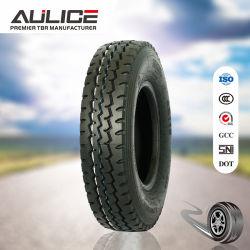 Auliceのブランドインドネシア、インド、パキスタンおよびミャンマーの市場のためのすべての鋼鉄放射状の頑丈なトラックおよび買物Tirreまたは鉱山またはバスまたはbias/OTRのタイヤの/TBRのトラックのタイヤ