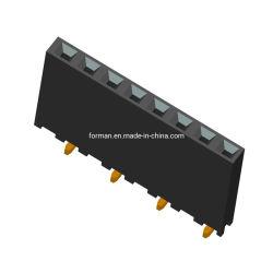 Embase femelle 2,00 mm auto électrique embase à broches en plastique de type CMS