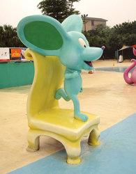 Best Selling Mickey Mouse Spray de Água para as crianças (TY-1912605)