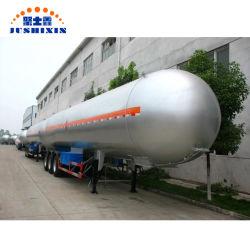 3ejes 50 toneladas del depósito de Gas Gas Gas tráiler del depósito de gas tanque de gas licuado de petróleo de remolque remolque semi