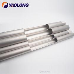 304/316L tuyau soudés en acier inoxydable et fabricant de tubes pour chaudières Échangeur de chaleur