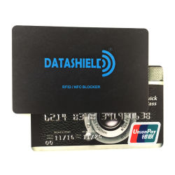 Anti-Skim Creditcard Geen Batterij Nodig Automatische Beveilig Rfid Blocker Card