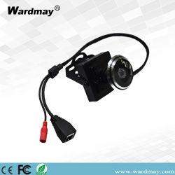 تقنية CTV Effio-P 700tvl Fisheye لون العدسة 1.78 مم جهاز CCD Mini Security الكاميرا