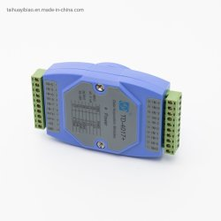 Промышленных 8-канальный аналоговый-цифровой изоляции стандартного аналогового количество модуль сбора данных