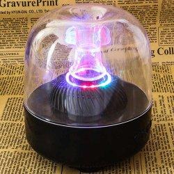 F7 Slimme LEIDENE van de Diamant van de bol de Lichte Draadloze Grote Spreker van Bluetooth