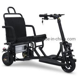 Populares três rodas Scooter Dobrável Eléctrico