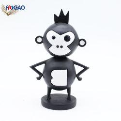 Commerce de gros Décoration intérieure Cute Monkey Bobble Head