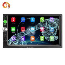 Лучше всего продавать сенсорный экран универсальный автомобильный радиоприемник проигрыватель с радио GPS