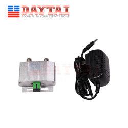 جهاز استقبال ضوئي صغير نشط من نوع AGC Fiber Optic Node FTTH للتلفزيون الرقمي والتتابع