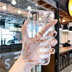 Мода прозрачных гладкая мягкая подошва из термопластичного полиуретана мобильного телефона аксессуары чехол для iPhone
