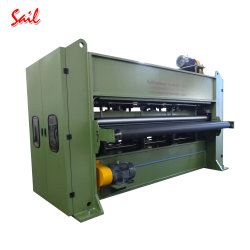 Máquina de Fazer tapete tapetes não tecidos feitos Carpet Agulhados de placa de Agulha Duplo