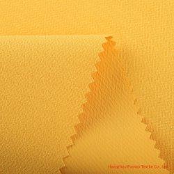 330t衣服のために染まる流出を用いる二重ジャカードポリエステル布