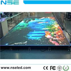 Ночной клуб Nse нерешенных интерактивный светодиодный танцевальном зале