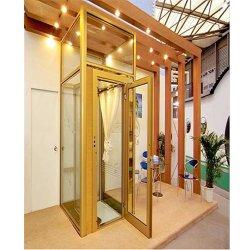 Villa Usado Home a elevação do elevador com porta Manual