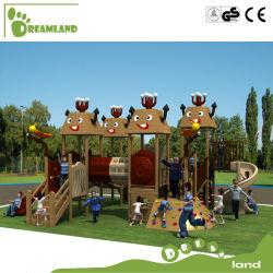حديقة ملاهي الأطفال ملعب الأطفال في الهواء الطلق المعدات السعر