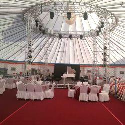옥외 Bigtent 의 판매를 위한 모양 큰천막 당 결혼식 천막