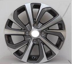 Réplica de la rueda de aleación de aluminio forjado para coche Hyundal