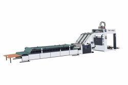완전히 자동적인 골판지 박판 기계에 색깔에 의하여 인쇄되는 종이